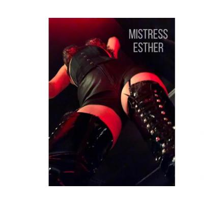 New selfies, and: Mistress Esther available 9am-2pm on Thursday 19.