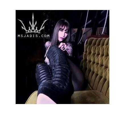 Mistress Jadis - Touring Sydney 28th Aug - 2nd Sept