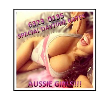 Day Special! CHEAP Rates for Hot YOUNG Aussies!