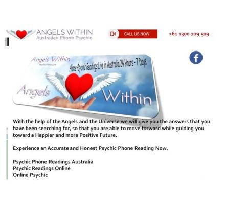 Online Psychic Readings Australia : Call +611300109509