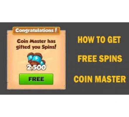 Coin Master Free Spins link 2019