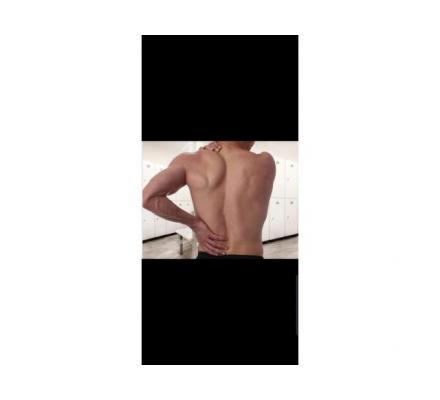 Full Body Firm or Relaxation Massage (male therapist)