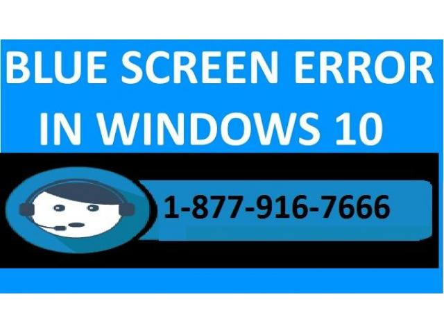 Help for you when you encounter Blue Screen of Death