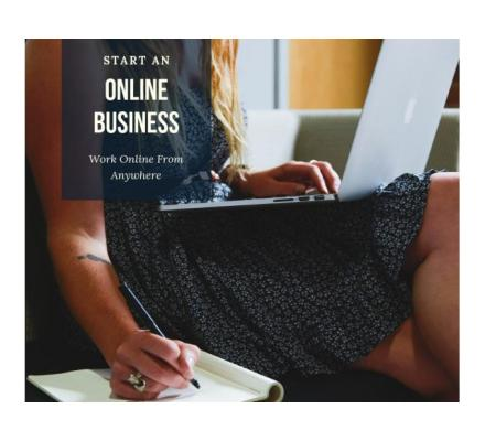 Flexible Online Business / Work Online With a Laptop & Phone