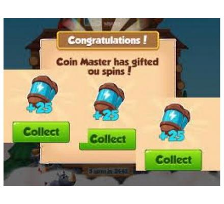 Coin Master free spin Realme items