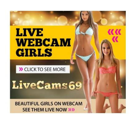 LIVE WEBCAM GIRLS want you
