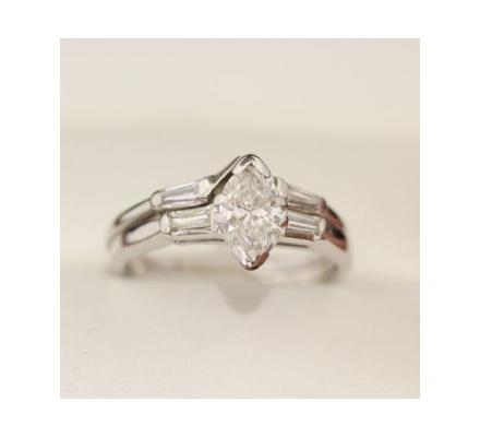 Stunning Wedding Ring Sets - Shop Now At VintageTimes