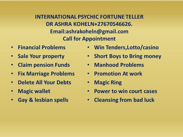 &*POWERFUL LOVE SPELL CASTER IN UK~ENGLAND~USA~AUSTRALIA~UAE+27670546626~pay after results