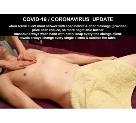 COVID-19 UPDTE 🏳️‍🌈 Gay Asian Male Masseur Therapeutics ☎️ 0426 226 322