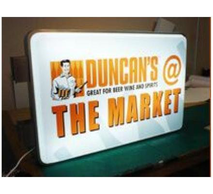 Light Boxes Signage Service in Melbourne