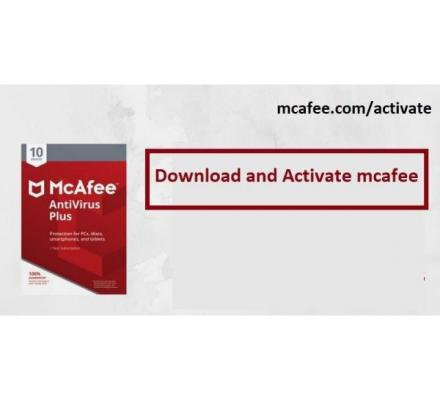 McAfee.com/Activate - Download,Install and Activate McAfee