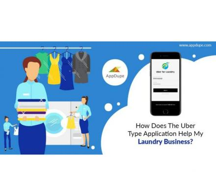 Take your laundry business online with our Uber for Laundry app