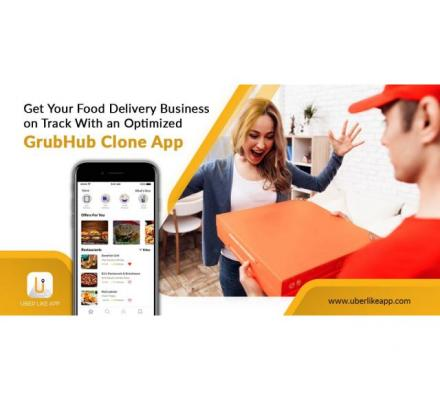 Develop a successful food delivery brand with an on-demand food delivery app