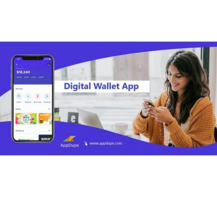 Rule the Market with a Digital Wallet App