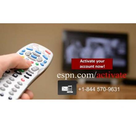 How To Activate Espn Channel With The Help Of espn.com/activate
