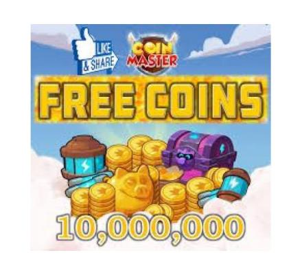 Share Coin Master Free Spins with Friends
