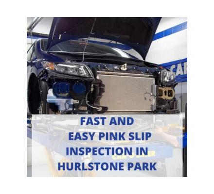 Fast and Easy Pink Slip Inspection in Hurlstone Park