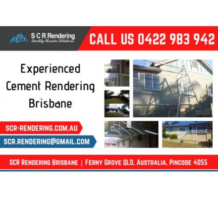 Customised Cement Rendering Services Brisbane | Call 0422 983 942