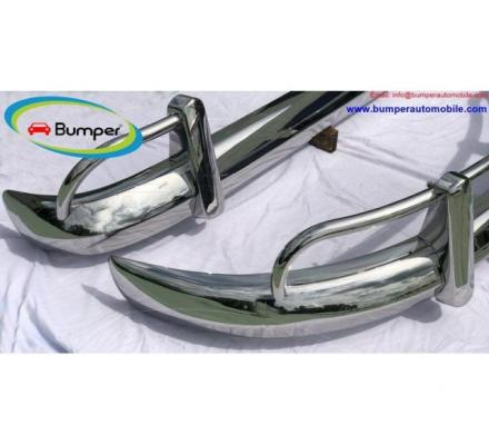 Volkswagen T1 Split Screen Bus USA type bumper (1958-1968) by stainless steel