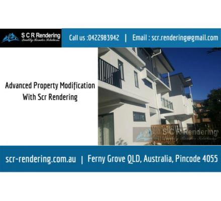 Advanced Property Modification with SCR Rendering | Call : 0422983942