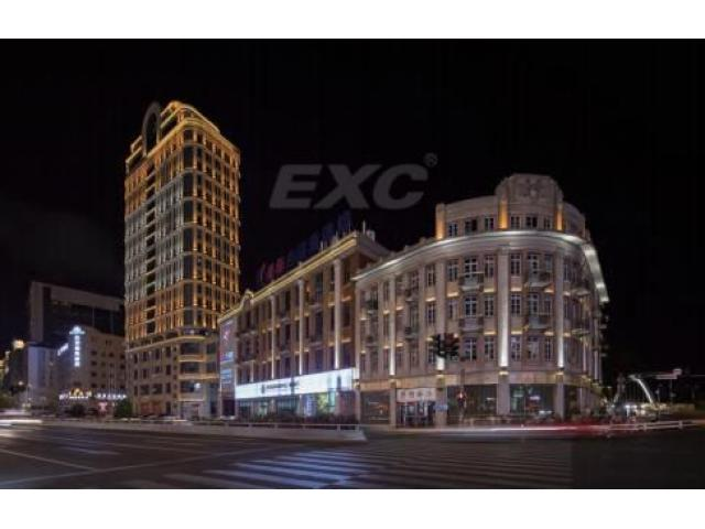 EXC-LED as the only provider of dynamic lamps for this project