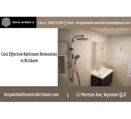 Cost Effective Bathroom Renovation in Brisbane | Call : 0402725188