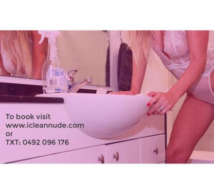 Let's Clean Your House in Style. Dressed or Undressed? Your Choice! Sydney