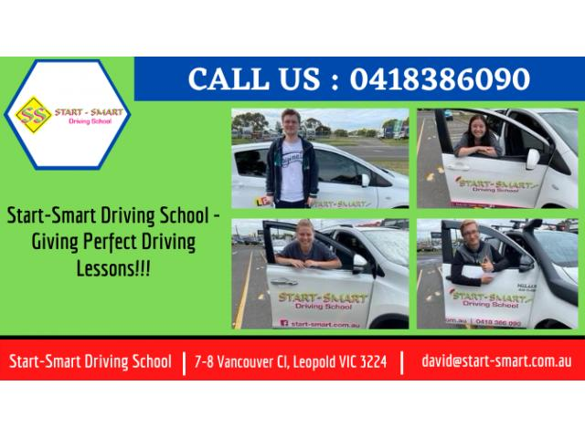 Start-Smart Driving School - Giving Perfect Driving Lessons!!! | Call : 0418386090