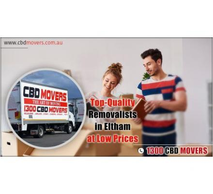 Most Trusted Removals Services in Eltham