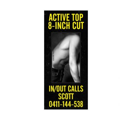 Male Encounters - Massage - Full Service - In/outcalls - 0411-144-538 -