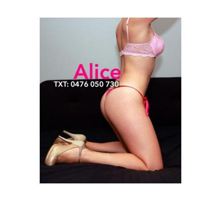 Alice Beauty Available forSexy Massage + B2B Slides + Hand Relief