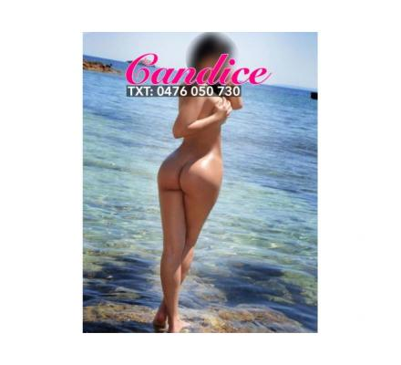NEW Candice Available this Friday for Incredible Erotic Experience