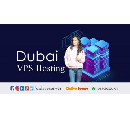 Dubai VPS Hosting Plans