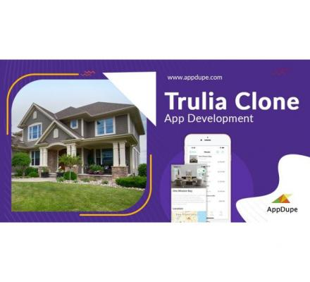 Promote your real-estate business with Trulia like app development