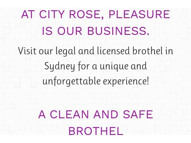 Friday Fun at City Rose - KINGSFORD - OPEN UNTIL 5 a.m.