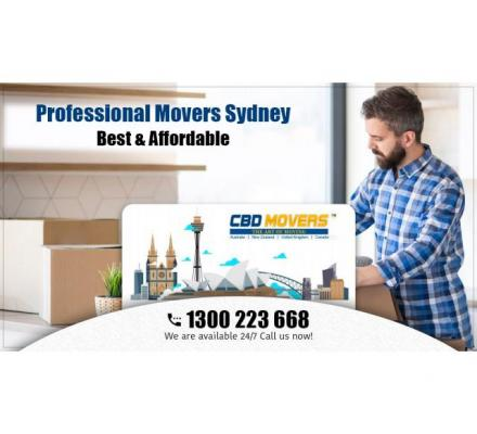 Looking For Professional Movers in Sydney