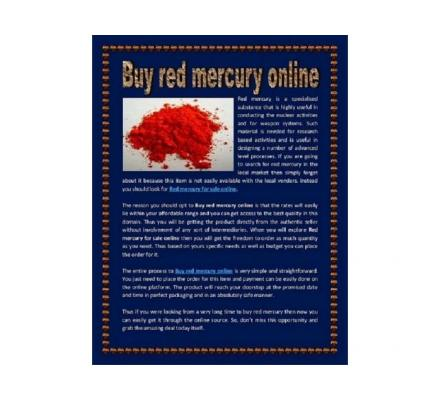 Buy the Red Liquid Mercury Online Call On (+27)787153652 .