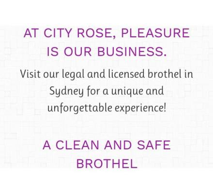 Let us blow your mind at City Rose - Open until 5 a.m. Kingsford