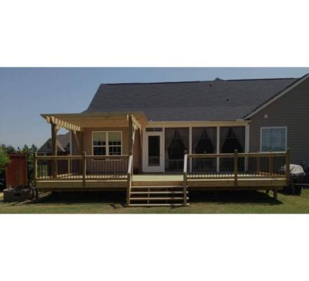 Experts In Timber Decking Design & Build