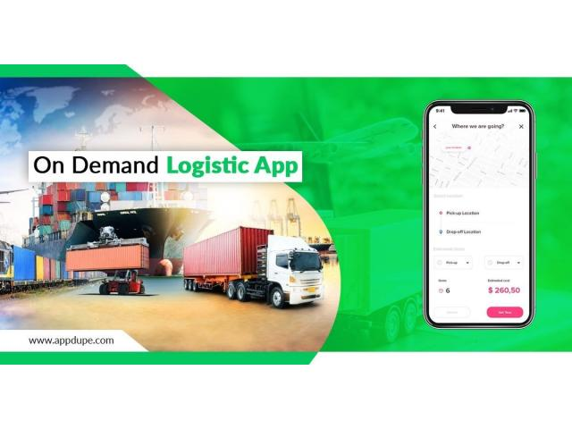 Enjoy enhanced ROI with Appdupe's on-demand truck booking app