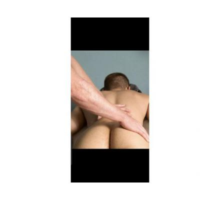 Full Body Rub by visiting Fit Bi Male