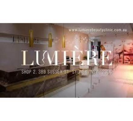 Lumiere Beauty Clinic - A Leading Cosmetic & Laser Clinic in Sydney - Visit Us Today!