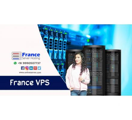 France VPS Server with Reliability and Performance Guaranteed