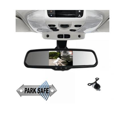 Buy Parksafe Car Reversing Camera Kits Online - Point to Point Distributions