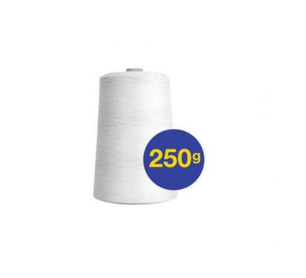 Buy White 10 cones x 250g 6ply Sewing Thread