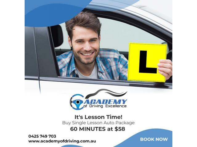 Join the Finest Driving School in Melbourne Today | Call : 0425749703