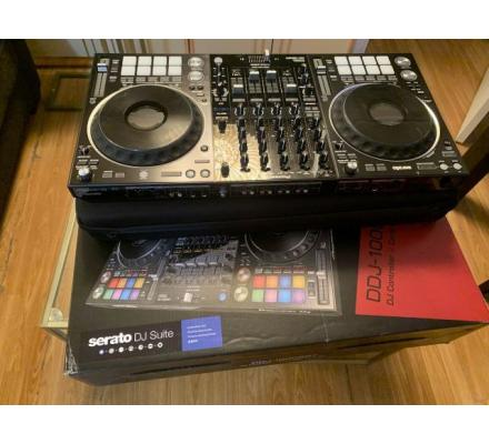 Brand New Pioneer DJ DDJ-1000SRT 4-Channel Professional DJ Controller for rekordbox dj