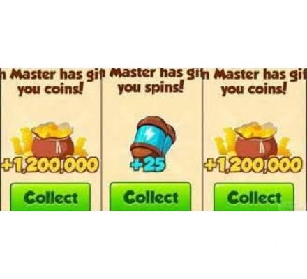 Coin Master Daily Free Spins Link Today