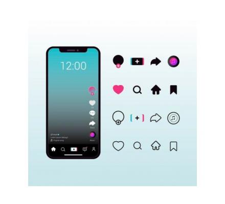Take control of the social media space with an app like TikTok.