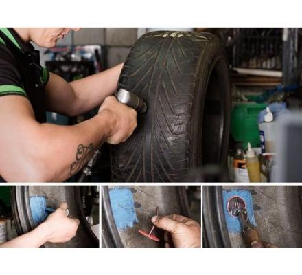 Affordable Tyre Puncture Repair Service in Brisbane
